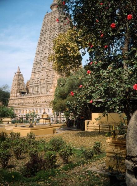 Bodhgaya Main Temple