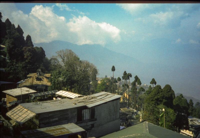Hotel View, Darjeeling