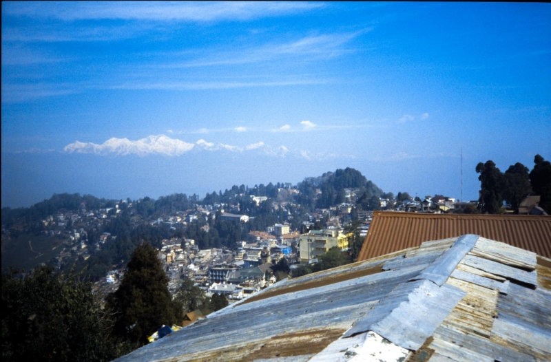 Kanchenjunga, Darjeeling