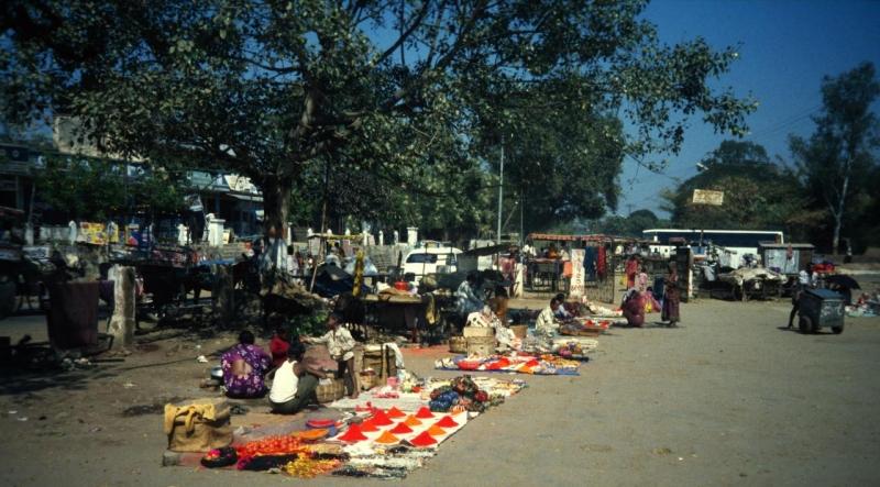 Central Market, Rajgir