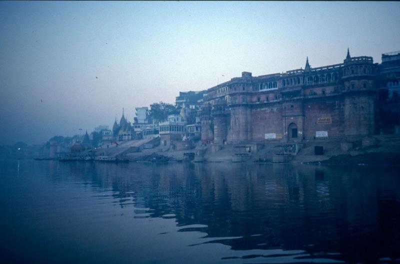 Ganges Ghats, Varanesi