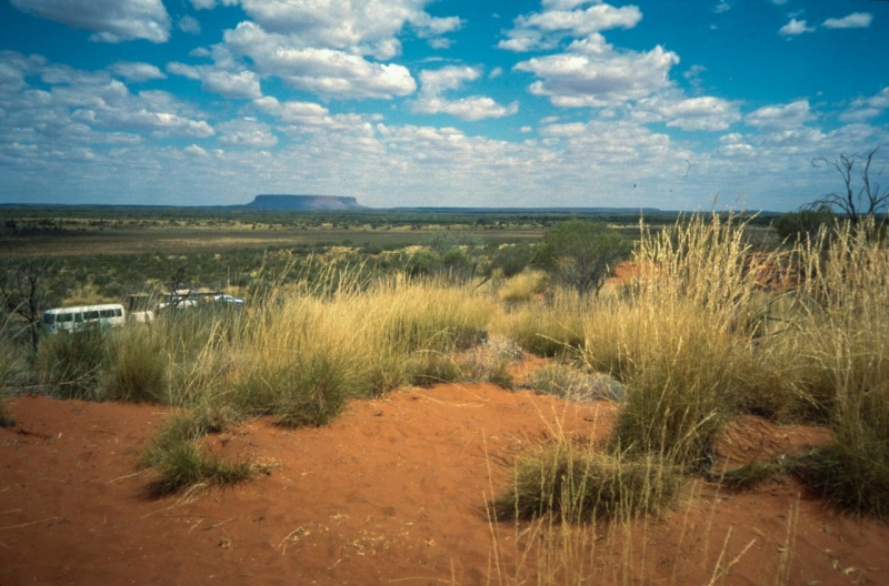 Mount Conner, Red Centre