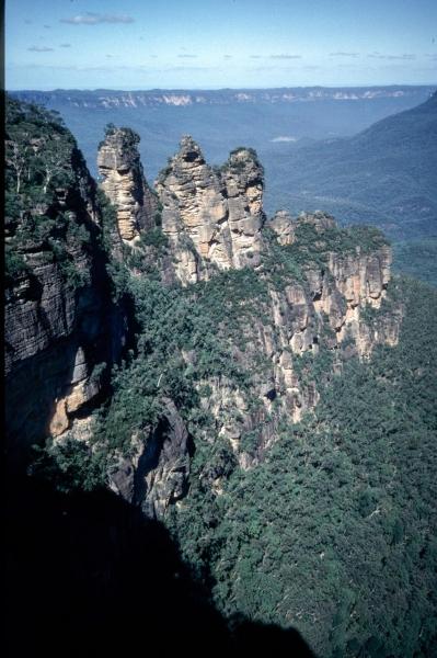 Three Sisters, Katoomba