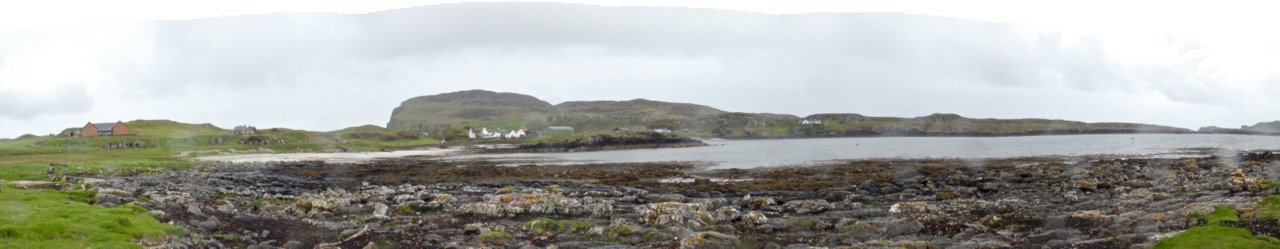 Gallanach Bay looking south