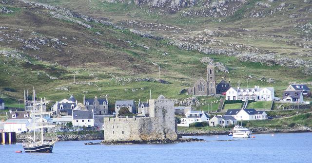 Castlebay & Kismet's Castle